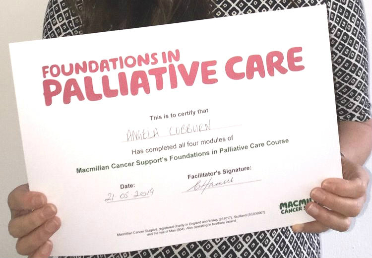 Foundations in Palliative Care Course